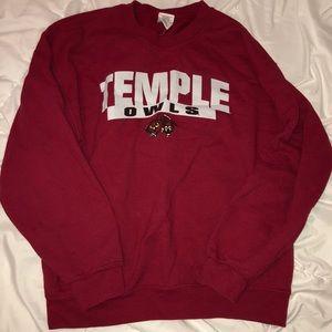 Sweaters - Temple crewneck